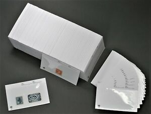 Dealer Window stamp cards Quantity of 1000 white #102 (1 Box of 1000)  Unitrade