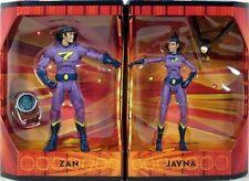 Damaged Box - SDCC DC Universe Classics WONDER TWINS Figure 2-Pack Zan Jayna