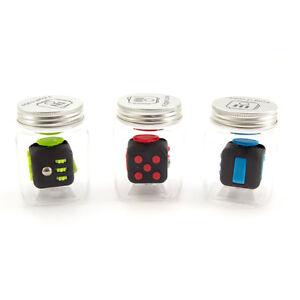Fidget Cube Toy - Various Colours Available