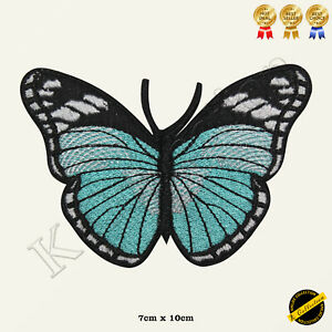 Butterfly Cute Disney Embroidered Iron On/Sew On Patch Badge For Clothes