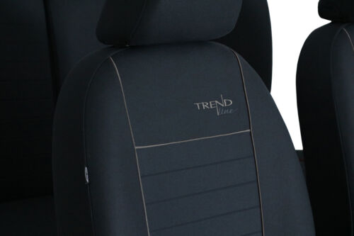 AUDI A3 8P 5 DOOR 2003-2012 TAILORED FABRIC SEAT COVERS MADE TO MEASURE FOR CAR