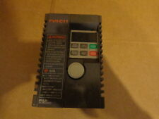 Fuji Electric FVR-C11 Variable Frequency Drive FVRO.1C11S-2