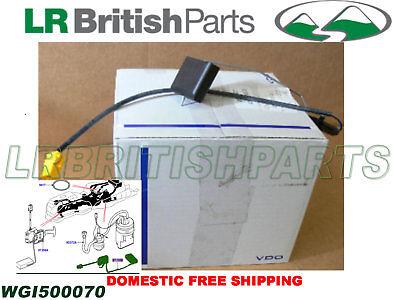 For Land Rover LR3 2005-2009 Rear Fuel Tank Sending Unit OEM VDO WGI500070