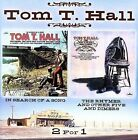 In Search of a Song/The Rhymer and Other Five and Dimers by Tom T. Hall (CD, Oct-2005, Hux Records (Label))