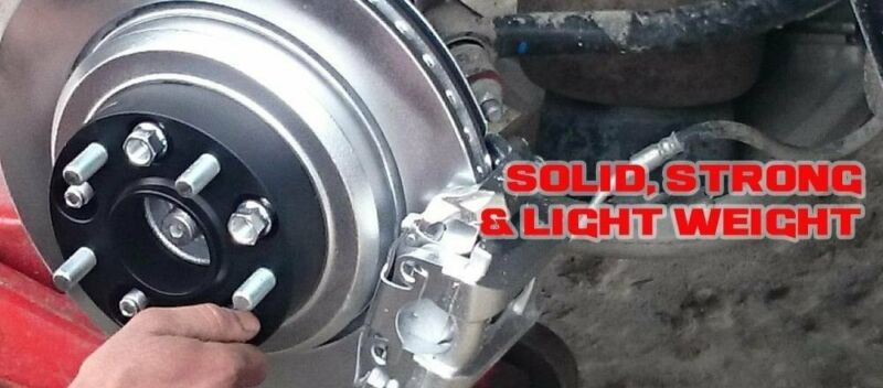 Toyota Land Cruiser, 5 Stud, Premium Quality, Wheel Spacers direct from Importer