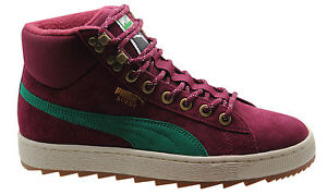 357017 Leather Classic Scarpe uomo da Boots Rugged Trainers 01 Puma P3 Suede qnCzwR