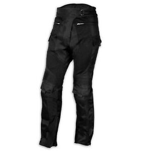 CE-Armored-Motorcycle-Motorbike-Waterproof-Textile-Mesh-Ladies-Man-Trousers
