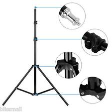 2.1m Photo Studio Support Tripod Stand Photography Softbox Umbrella Light S