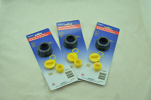 3x New Scepter Gas Can Replacement Parts Kit 03583 Screw