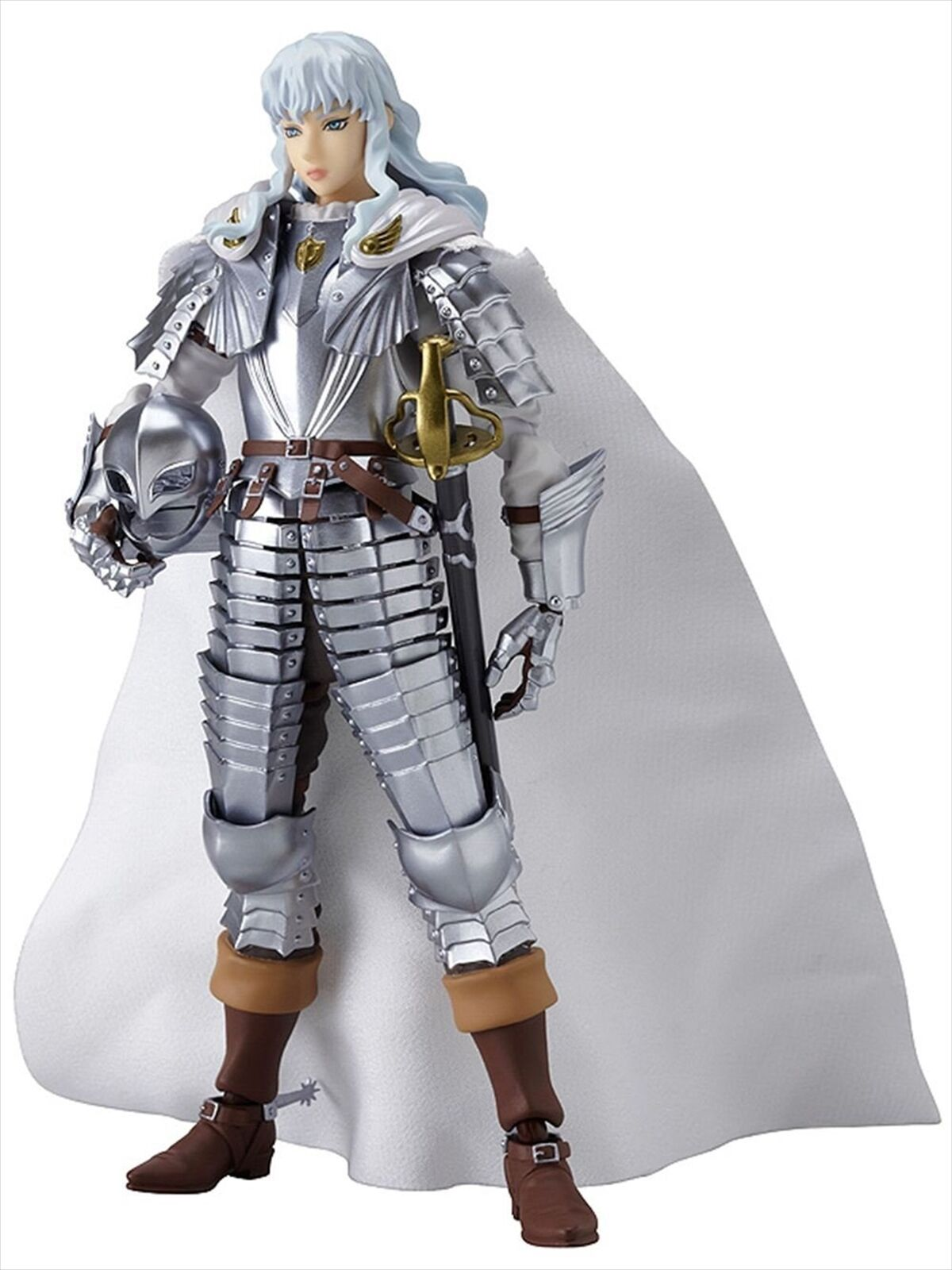 Max Factory figma Movie Berserk Griffith azione cifra