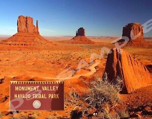 Monument Walley fridge magnet Arizona Utah travel souvenir