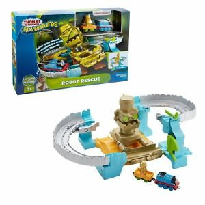 Thomas And Friends Adventures Robot Launcher Explore /& Imagine Fisher Price #NG