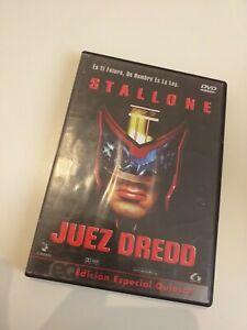 Dvd-JUEZ-DREDD-CON-STALLONE
