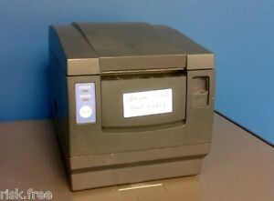 Citizen CBM 1000 Thermal Receipt Printer RS232 Power w// AC
