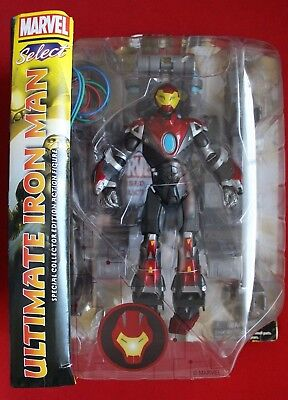 Marvel Iron Man 2 Comic Series Ultimate Iron Man Hasbro #36
