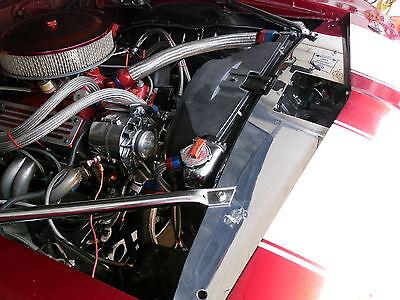 1967 1968 1969 Camaro Radiator filler panel 67 68 69
