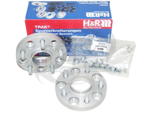 for Nissan//Infiniti H/&R 20mm DRM Series Wheel Spacers 5x114.3//66.2//12x1.25