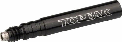 Nouveau Topeak Presta Soupape Extender 60 mm Noir