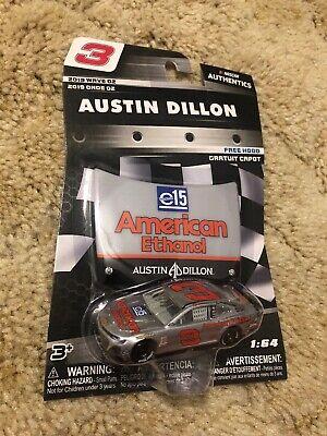 NASCAR Authentics 2019 Wave 2 Austin Dillon DOW Chemicals 1//64