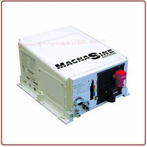 Alternative & Solar Energy Charger Ms2012 A Great Variety Of Goods Adroit Magnum 2000w 12vdc/100a True Sine Wave Inverter