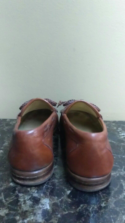 Scarpe casual da uomo ALLEN EDMONDS .BROWN Nottingham uomo SHOES, size10 D .BROWN EDMONDS 5f862f