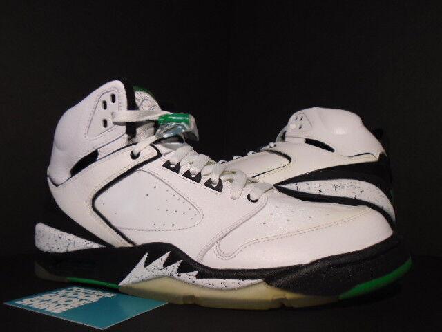 2018 Nike Air Jordan Sixty Plus 60 V Negro 5 Retro Blanco Verde Negro V 364806131 nuevo 10 2bb0ca