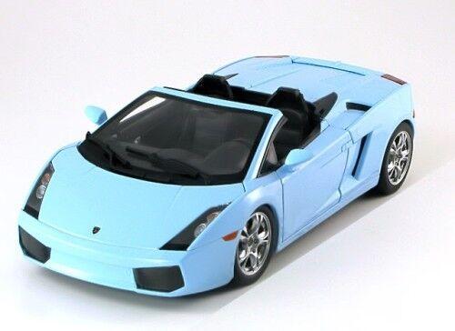 Lamborghini Gallardo Lp 560-4 Spyder Phobe azul NOREV escala th Nuevo En Caja
