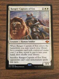MTG Magic the Gathering Modern Horizons Ranger-Captain of Eos .