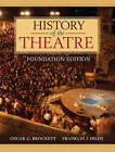 History of the Theatre by Franklin J. Hildy, Oscar Gross Brockett (Paperback, 2006)