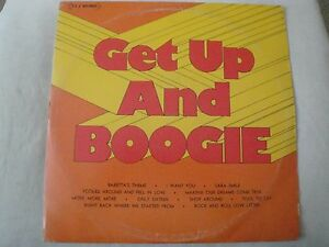 GET-UP-AND-BOOGIE-2X-VINYL-LP-VARIOUS-ARTISTS-1976-T-E-J-RECORDS-ONLY-SIXTEEN