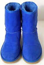 UGG Australia Kid's Classic Boot in Blue Size 4 #37
