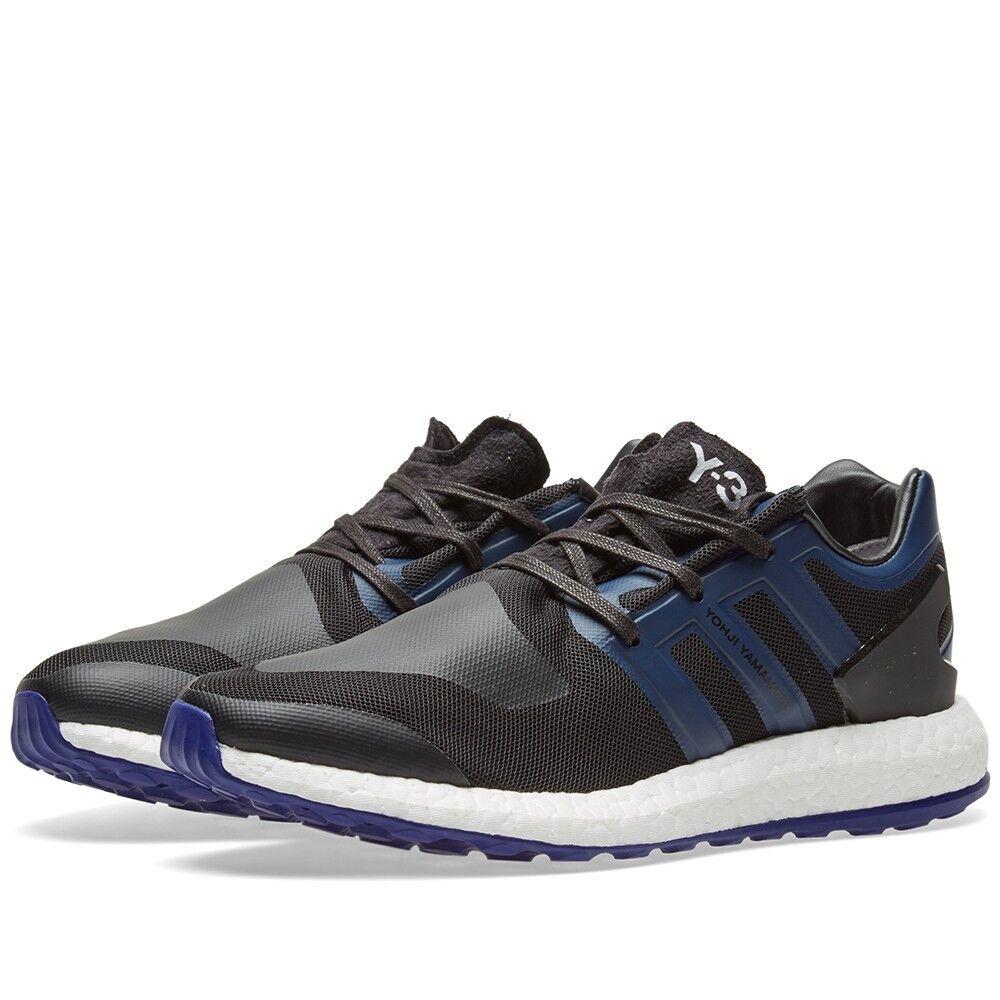 Adidas Y-3 & PureBoost Core Noir & Y-3 Violet Y3 Boost 38974c