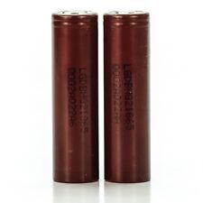 2x LG HG2 18650 3000mAh 20A Batteries | Authentic Original Battery LGDBHG21865