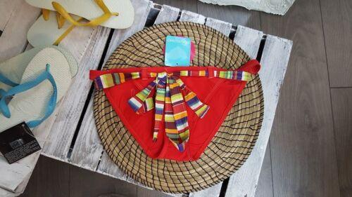 KALYANI by BRAVISSIMO BIKINI PANTS in RED COLOUR!!! 15
