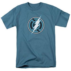 Green-Lantern-BLUE-LANTERN-FLASH-Licensed-Adult-T-Shirt-All-Sizes