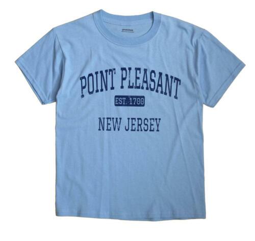 Point Pleasant New Jersey NJ T-Shirt EST