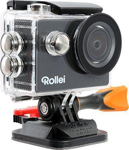 "Rollei 300 Plus Cámara de acción HD (pantalla de 2"", WiFi, 30 fps, sumergible)"