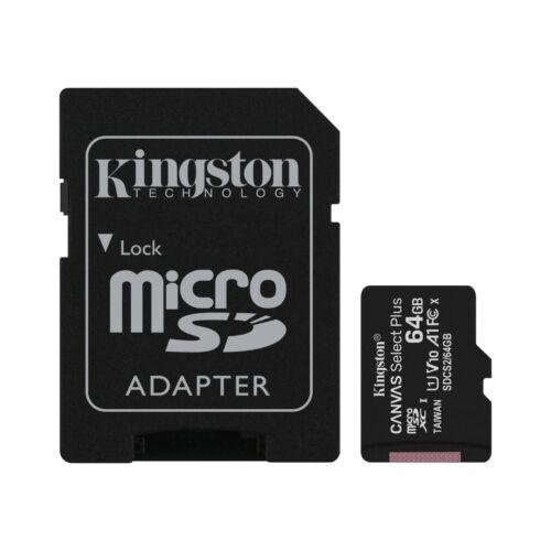 Speicherkarte Kingston Für Oppo A72 Micro SD Card SDXS Canvas 16-512 GB