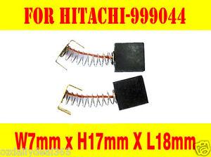 Carbon-Brushes-For-Hitachi-999-044-Miter-Saw-CC14SE-M12V2-G18SR-G23SR-CC14-H65S