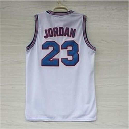 Space Jam Jersey Looney Tune Squad Jordan Bugs Taz Mens Basketball Shirts Vest