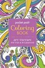 Pocket Posh Coloring Book: Art Therapy for Fun and Relaxation by Andrews McMeel Publishing (Paperback / softback, 2014)