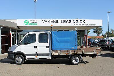 brugt varebil Iveco Daily 35S17 Mandskabsvogn