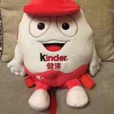 Kinder Surprise Joy Backpack Rucksack School Bag Kids China 2017 Very Rare