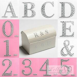 "Diamante Monogram Adhesive Letter /'H/' ~ Card Making ~ Scrap Booking 1 1//2/"" size"