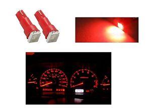 Plafoniere Led Rosse : Luci lampada led rosso t smd lampadina auto luce abitacolo