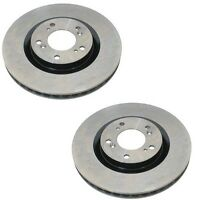 Honda S2000 00-09 Set Of 2 Front Brake Discs Original Eguipment on sale
