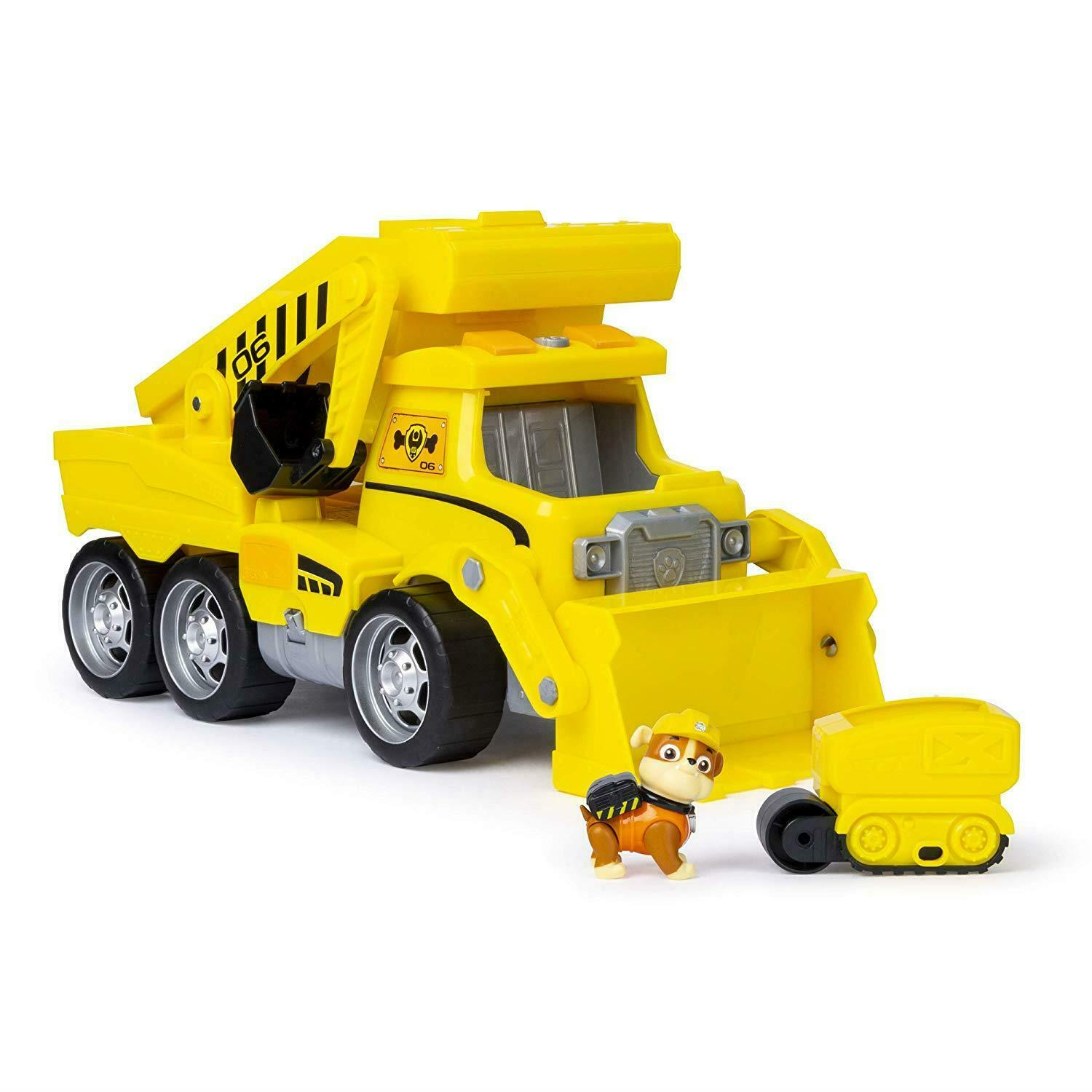 Paw Paw Paw Patrol Ultimate Rescue Ultimate Construction Truck c2e168