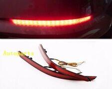 Rear Bumper Red LED Reflector tail Light Lamp For kia Optima K5 2011 2012 2013