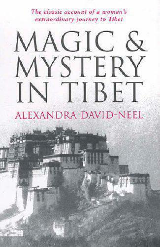 Magic Et Mystère En Tibet Par Alexandra David-Neel, Neuf Livre , Gratuit Rapide
