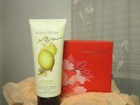 Crabtree & Evelyn Citron Honey Coriander Conditioner -5.9 Oz Tube +10 Travel Si